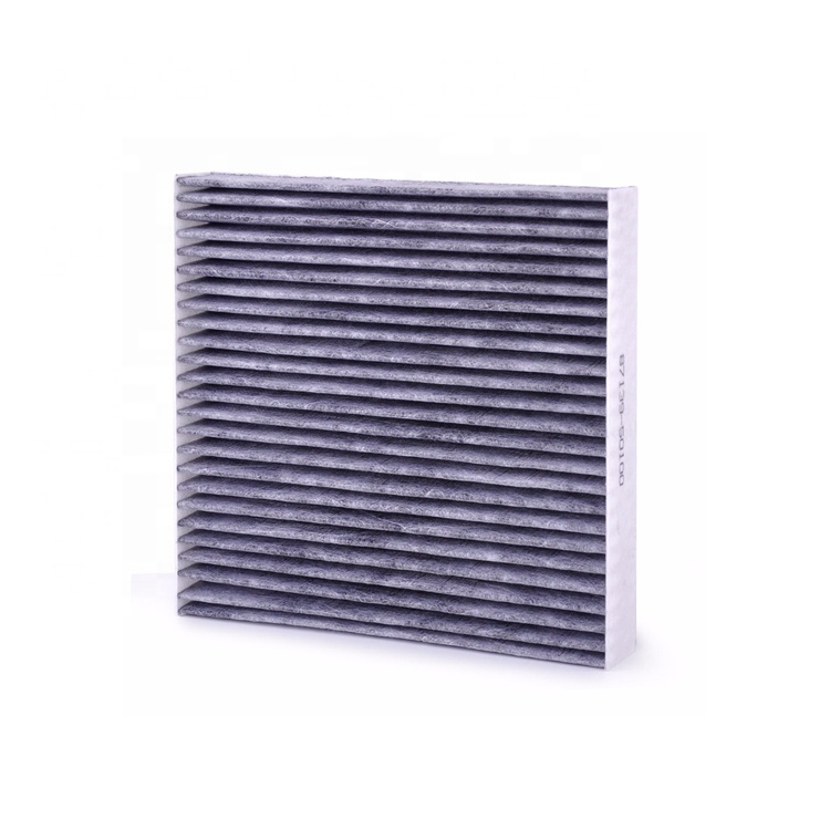 High quality activated <strong>carbon</strong> antibacterial material air conditioner air <strong>filter</strong> suit for TOYOTA Camry 87139-50100 87139-50060