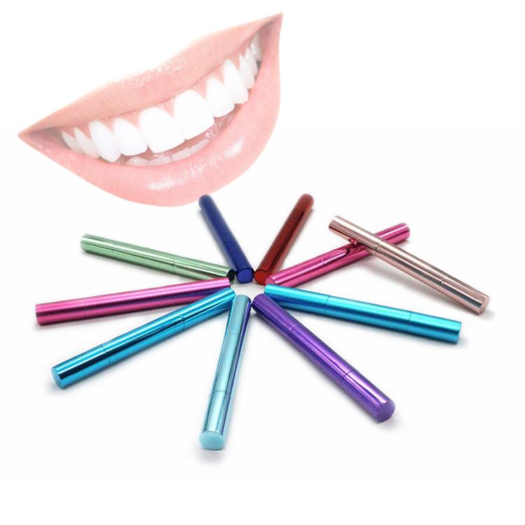 2 ㎖ 흰 Smile 35% 카르 바 과산화물 Teeth 를 받고 싶어용♥ 펜 와 어플리케이터
