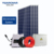 YuanChan 1KW 2KW 3KW DC/AC micro solar inversor on grid solar home system