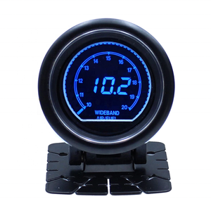 Racing cars digital tachometer 60mm electrical auto meter gauge