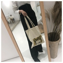 China Factory Price Canvas Shoulder Bag