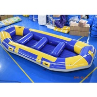 Bouncia Sale Inflatable River Rafts / Inflatable Rafting Boat / Inflatable Drift Boat