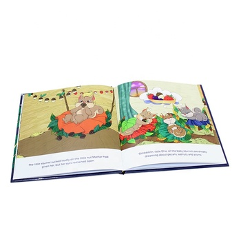 Fancy custom cheap educational book hardcover/softcover child coloring story book printing publish book