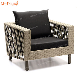 Mr Dream foshan supplier luxury comfortable Italian style salon modern contemporary furniture