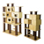 GMT60198 Top Best Selling Pet Furniture Products Design Wooden Cat House Cat Tree