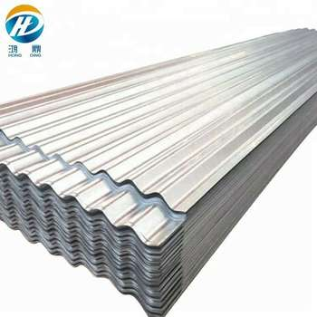 Galvanized Corrugated Steel Sheet Metal for building