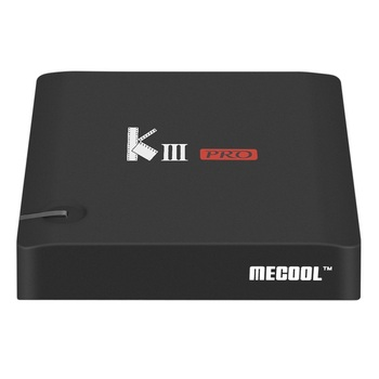 2019 kiii pro upgrade Amlogic S912 Octa Core DVB S2 T2 MECOOL KIII PRO Smart Android TV Box