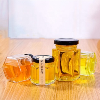 High quality child resistant glass jar