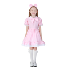 Halloween Kids <span class=keywords><strong>Kostuum</strong></span> Meisjes Cosplay Alice In Wonderland Party Dress Kids Maid <span class=keywords><strong>Kostuum</strong></span> <span class=keywords><strong>Carnaval</strong></span> Kostuums <span class=keywords><strong>Voor</strong></span> Kinderen