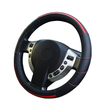 Universal size shrink steering wheel cover wholesale