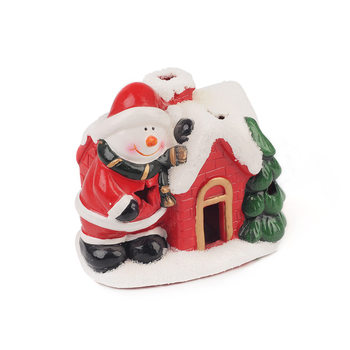 Wholesale Village House Christmas Children Gift Decoration Light With Battery