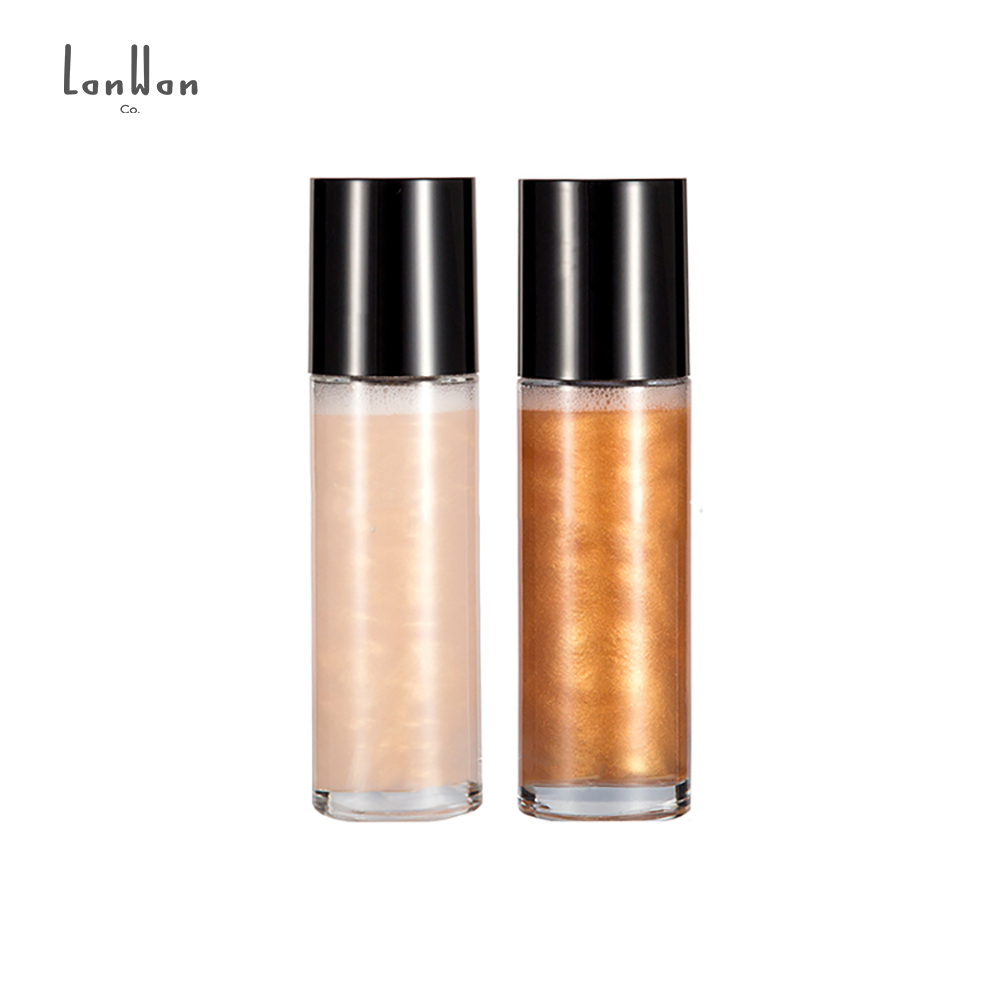 Pigment Lichaam Glitter Spray Markeerstift Spray Make Instelling Spray Private Label