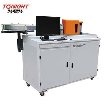 2014 best price led illuminated letter sign automatic cnc channel letter bending machine TLT-SS