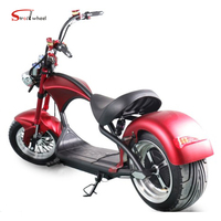 electric scooter citycoco 2000w holland warehouse electric scooter citycoco with front and rear suspension