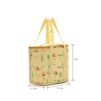 Personalized kids lunch carrefour cooler bag