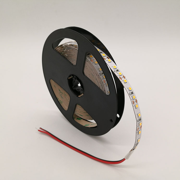 Good quality factory directly led strip lights price in india 5 meter dirpping glue waterproof 2835 light