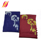 Excellent Material China 100% Silk Digital Shawl Scarf