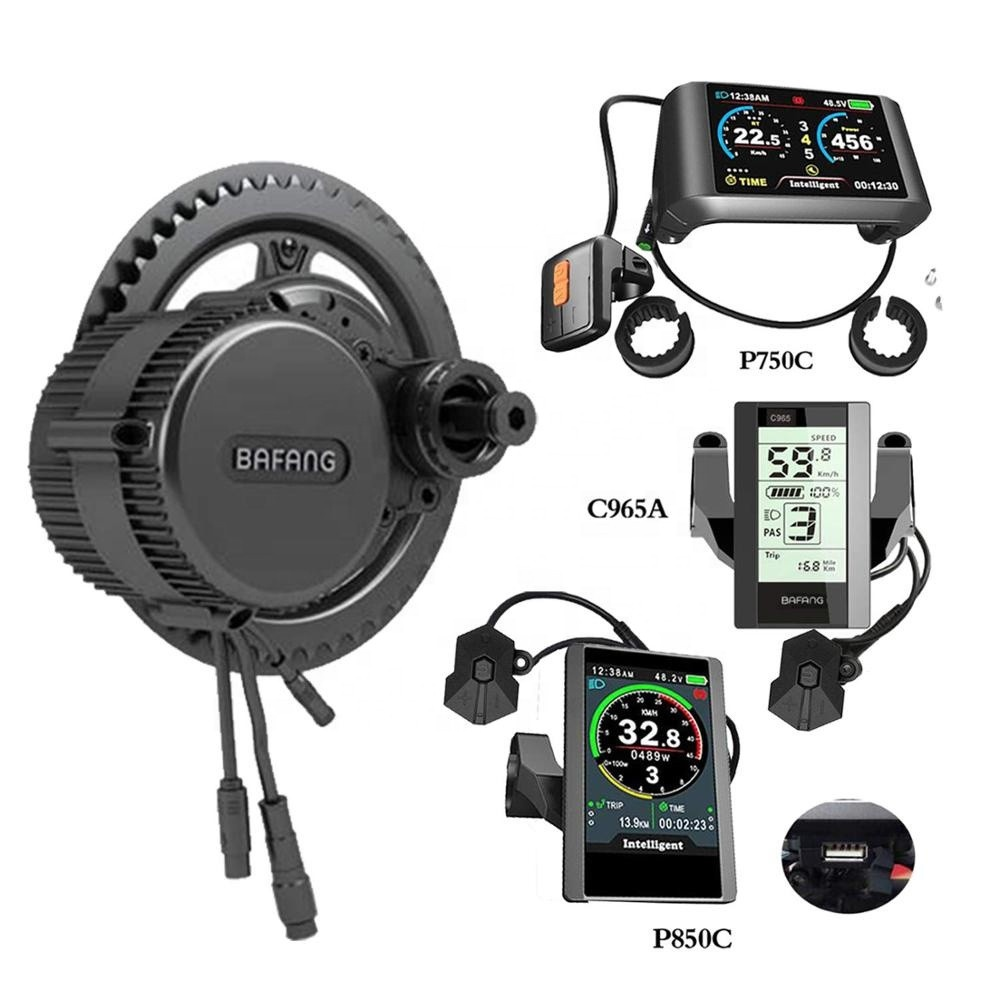 bafang 8fun bbs02 mid drive 48v 750w electric bike motor kits