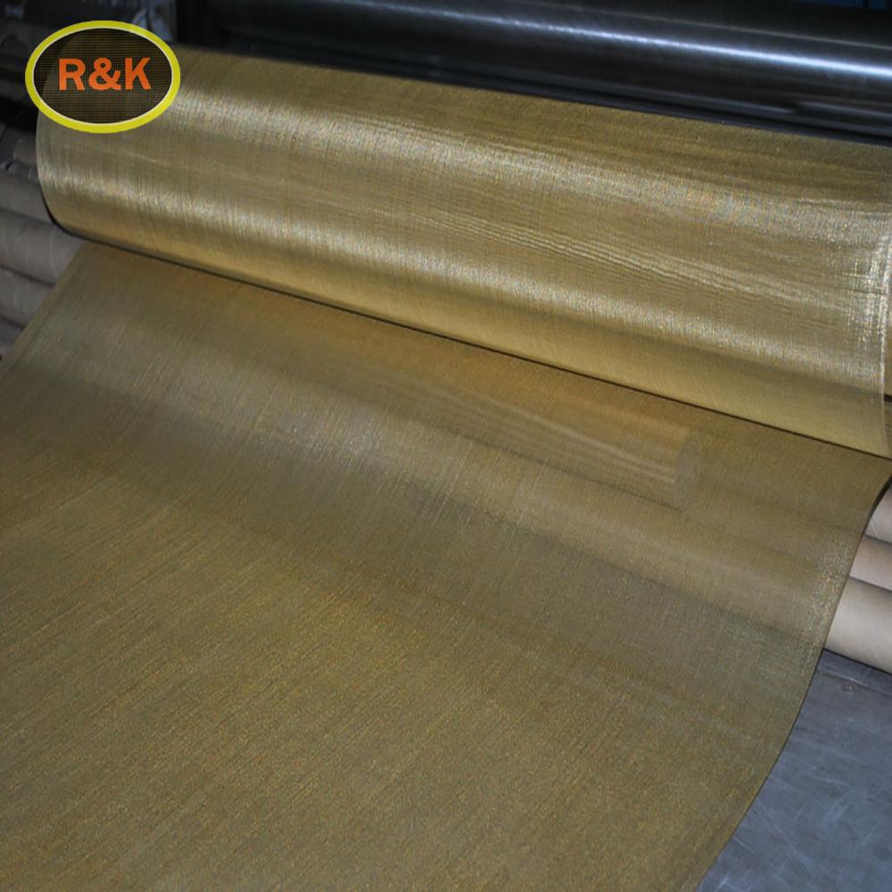 200mesh paper making stainless steel / phosphor bronze woven screen printing mesh