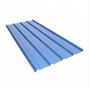 Color Coated Sheet Steel Metal Roofing Sheets
