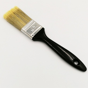 1 2 3 4 inch plastic handle wholesale house paint brushes