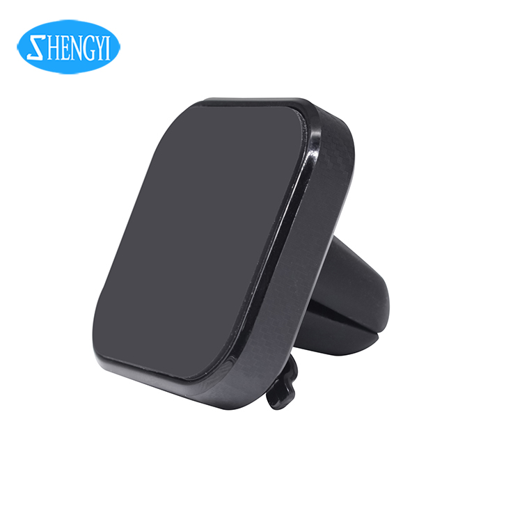 2017 Quick Snap Strong Magnet Custom logo Air Vent Cell Phone Magnetic Holder Car Mount