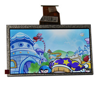 7 inch TFT 800x480 Resolution LCD Display Module