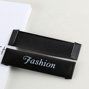 Fashion cotton printing label for clothing
