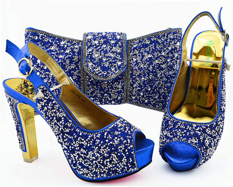 2019 Arrivals Wedding Shoes French Italian Matching Shoes And Bags
