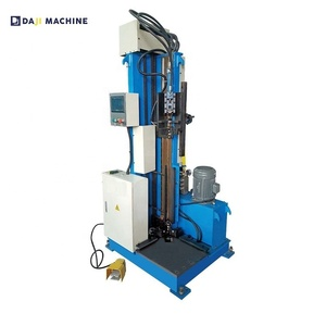 China factory hydraulic hvac duct lock seam closing machine for sale