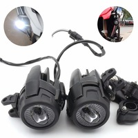 Factory price Motorbike Accessories Motorcycle LED fog light Auxiliary Lights For BMW R1200gs F800GS