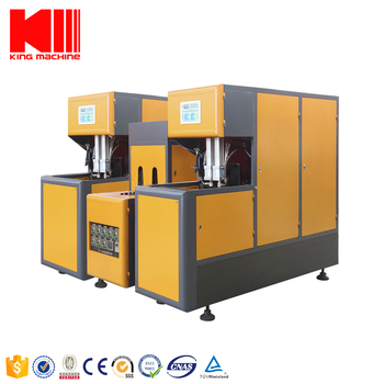 Semi Automatic PET Blow Molding Machine for 100-2500ml