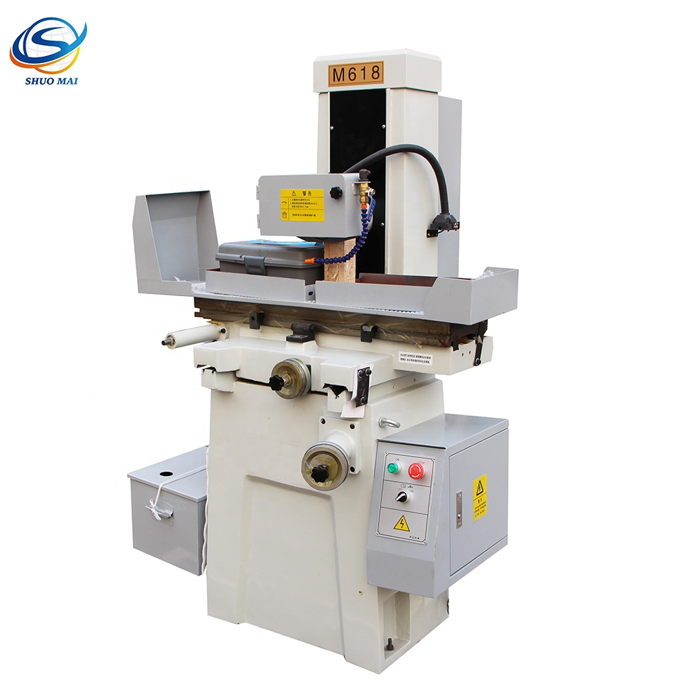 M618 Precision Flat Hydraulic Metal Surface Grinder Grinding Machine