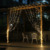 High quality  wedding christmas waterfall curtain led string light 3M*3M 300led curtain fairy lights