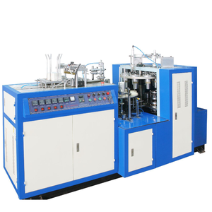 Widely used factory price paper cup making machine
