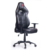 3d Adjustable Armrest Reclining Gaming Chair Butterfly Mechanism Metal Base Pu Leather Chair
