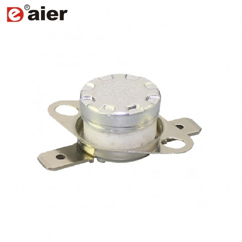 KSD301 N//C 145 C 10A Normally Closed Temperature Switch Bimetal Disc Klixon