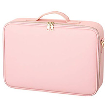 Hand lifting custom make up <span class=keywords><strong>cosmetische</strong></span> vanity bag case grote size lege <span class=keywords><strong>cosmetische</strong></span> beauty case