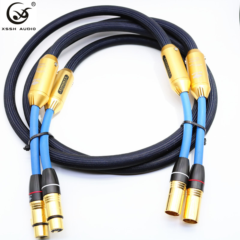 3 KM Stéréo HIFI Câble Extension Audio 2x Cinch RCA Connecteur