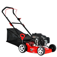 173CC Hand Push Petrol/Gas Lawn Mower