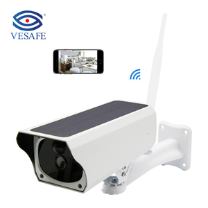 Vesafe 1080P solar wireless IP cctv security camera outdoor