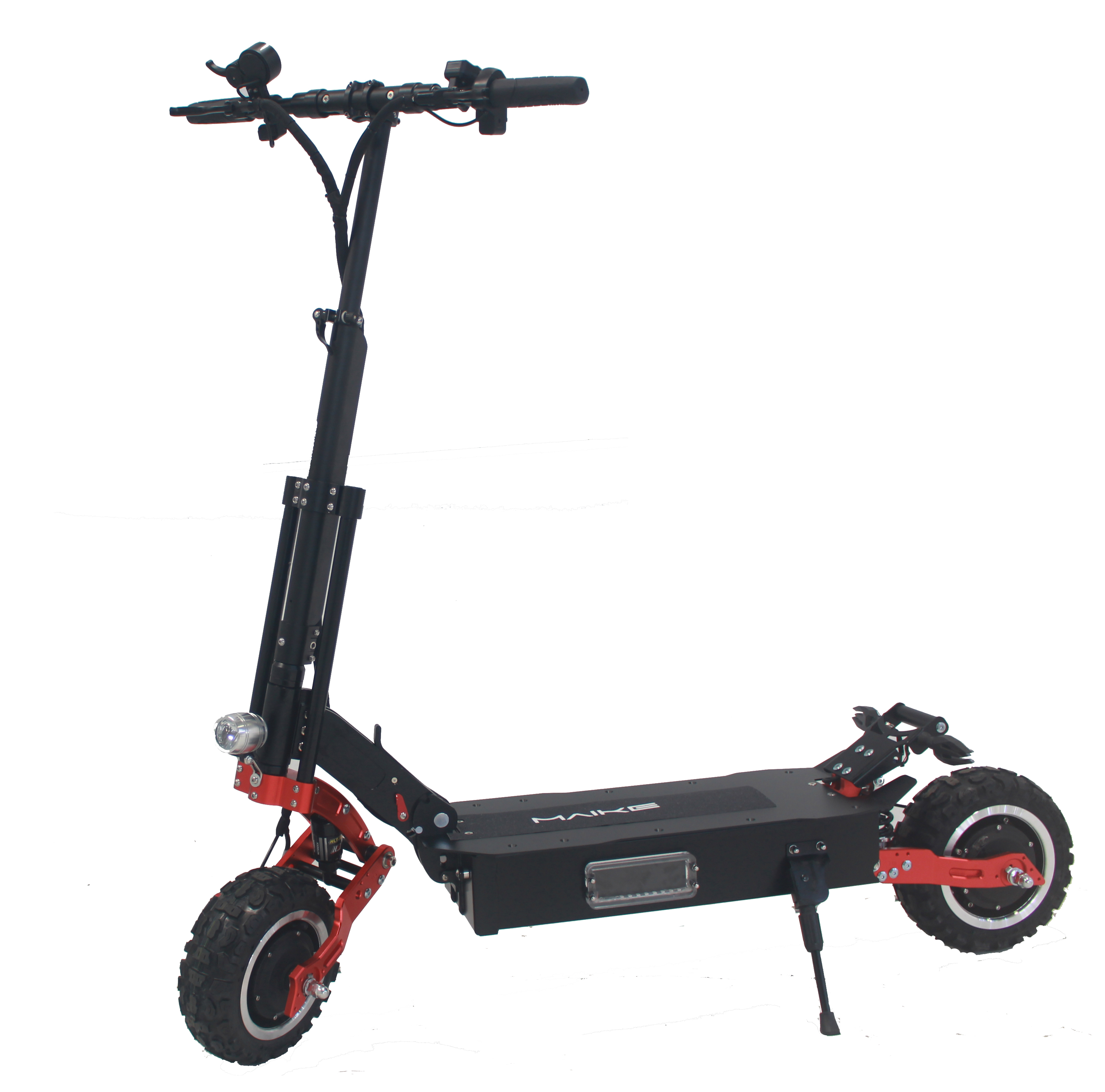 best buy in 2019 MAIKE KK10S fastest 5000W dual motor offroad fat tire motorcycle electric scooter for adults