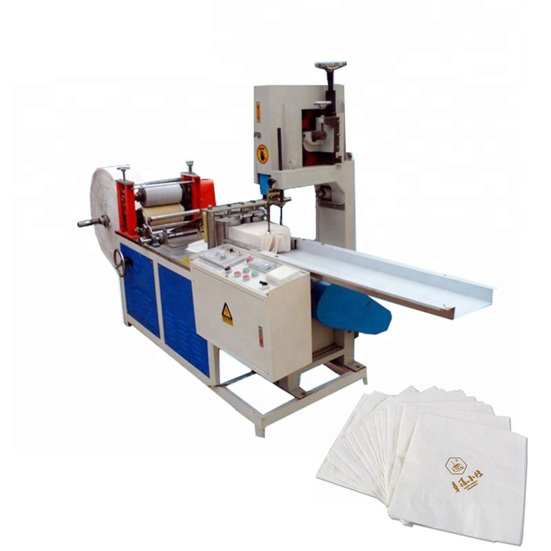 Fuyuan Supply Napkin tissue Making Machine Paper Machine Price