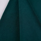 New spring plain dyed breathable 100% cotton cloth french terry knit fabric by the yard