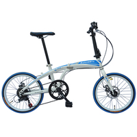 2019 New design hot sale folding bicycles /wolesale cheap folding bicycle for sale/mini 20 inch folding bike bicycle