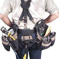Hot Sale Electrician Tool Backpack, Waist Tool Bag