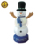 6ft Christmas Decoration Inflatable Rotating Snowman, Air blown Christmas Decoration Rotating Snowman