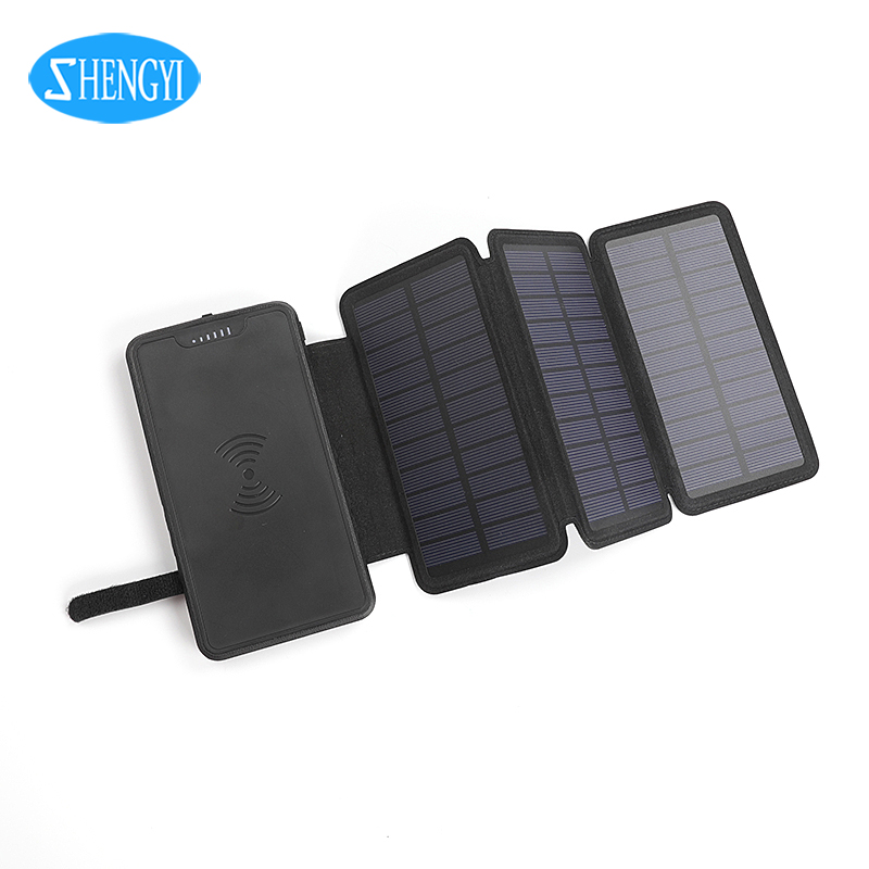 Manufacturer Outdoor Solar Charge Top Selling Universal <strong>Portable</strong> Fast Charging Power Bank With OEM Service