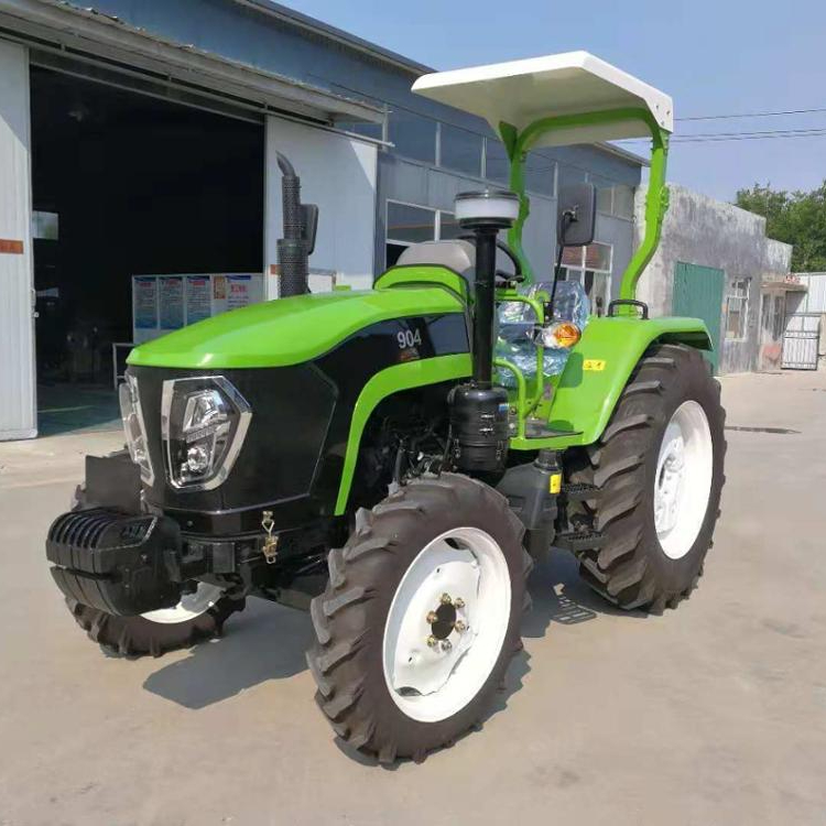 2019 hot koop 4x4 90HP agrarische landbouw tractor made in china
