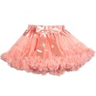 2019 Fashionable Hot Selling Kids Girls Tutu Mini Skirt Performance dancing girls skirt